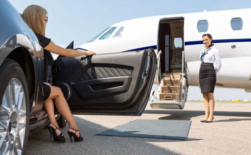 Limo Services for Private Plane Owners
