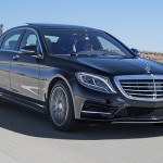 Why a Mercedes S Class Rental is Ideal for Your Clients