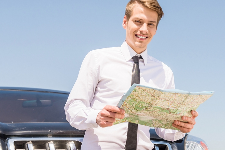 It will ease your car travel anxiety since the driver knows the area well.