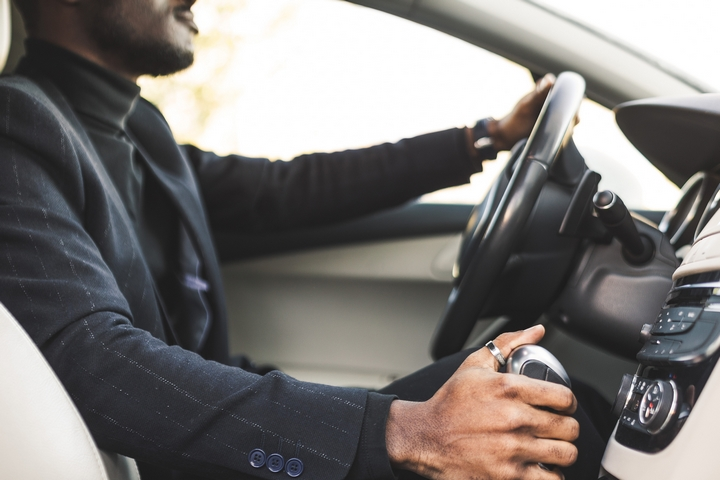 A good personal driver has a safe driving record.